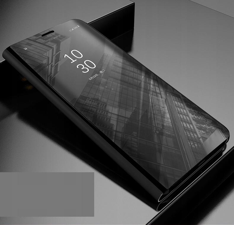 Huawei P30, kryt obal inteligentni Clear View Cover