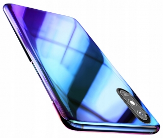 Xiaomi Redmi 9AT / Redmi 9i, kryt obal AURORA BLUE RAY