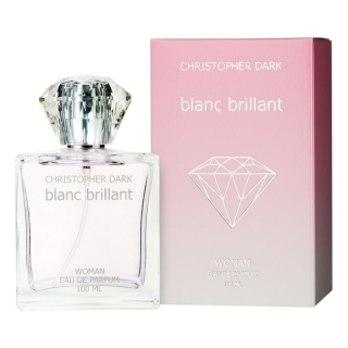 Blanc Brillant for woman, parfém 100ml Christopher Dark