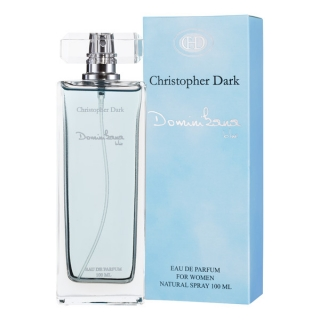 Dominikana Blue for woman, parfém 100ml Christopher Dark
