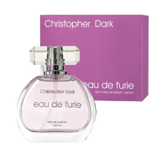 Eau de Furie for woman, parfém 100ml Christopher Dark