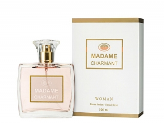 Madame Charmant for woman, parfém 100ml Christopher Dark