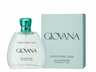 Giovana for woman, parfém 100ml Christopher Dark