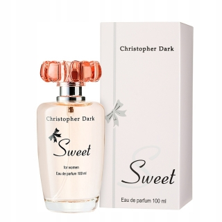 Sweet for woman, parfém 100ml Christopher Dark