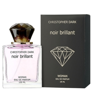 Noir Brillant for woman, parfém 100ml Christopher Dark