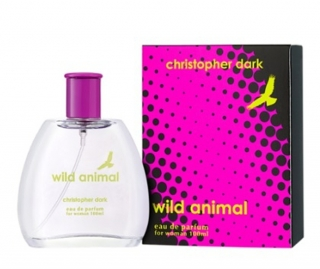 Wild Animal woman, parfém 100ml Christopher Dark