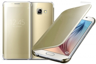 SAMSUNG GALAXY A3 2017, kryt obal inteligentni CLEAR VIEW