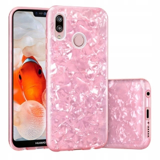 Huawei P20 Lite, kryt pouzdro EFEKT MOTHER OF PEARL