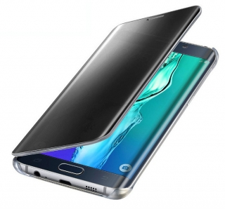 Samsung Galaxy S6 Edge+ Plus, kryt obal inteligentni Clear View Cover